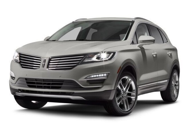 2018 Lincoln MKC Reserve Sport Utility