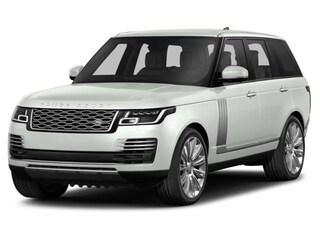 2018 Land Rover Range Rover 5.0L V8 Supercharged SUV