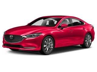2018 Mazda Mazda6 GT- SOUL RED CRYSTAL- AUTO- LEATHER- SUNROOF Sedan