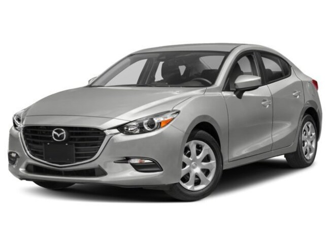 2018 Mazda Mazda3 GX-CONVENIENCE: BACKUP CAMERA, BLUETOOTH Sedan