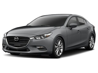 2018 Mazda Mazda3 GS at Sedan