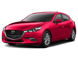 2018 Mazda Mazda3 Sport GX Hatchback