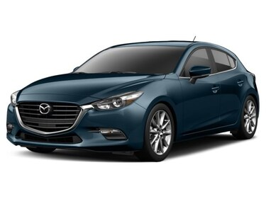 2018 Mazda Mazda3 Sport GS Hatchback