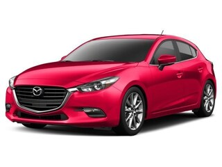 2018 Mazda Mazda3 50th ANNIVERSARY - SOUL RED CRYSTAL - BOSE - BLUETOOTH Hatchback