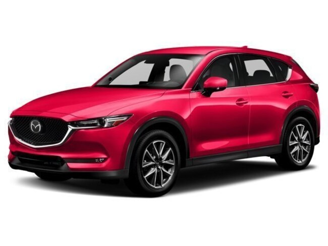 2018 Mazda CX-5 SUV