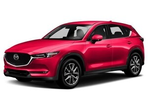 2018 Mazda CX-5 GT- SOUL RED CRYSTAL- AWD- LEATHER- SUNROOF