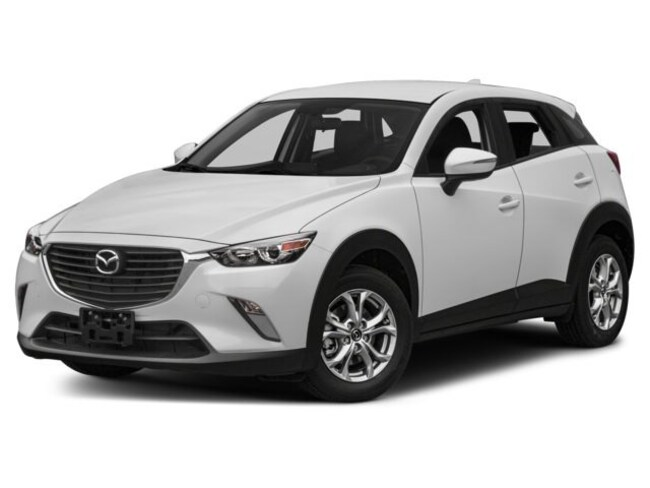 2018 Mazda CX-3 GS SUV