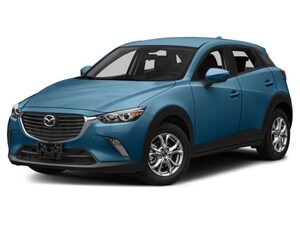2018 Mazda CX-3 GS ALL WHEEL DRIVE - HEATED SEATS/STEERING WHEEL