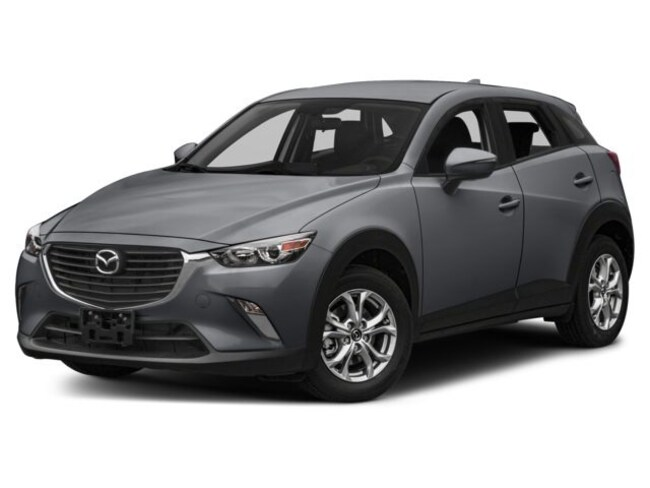 2018 Mazda CX-3 GS AWD at SUV