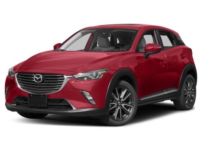 2018 Mazda CX-3 GT AWD at SUV