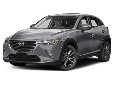 2018 Mazda CX-3 GT SUV