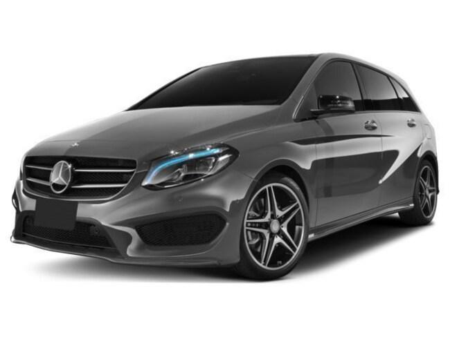 2018 Mercedes-Benz B250 Sports Tourer Hatchback