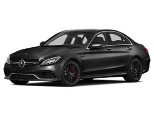 2018 Mercedes-Benz AMG C 63 S Sedan