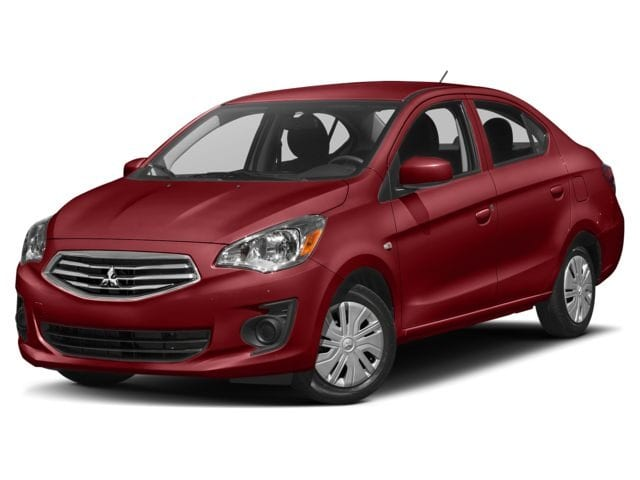 2018 Mitsubishi Mirage G4 Car
