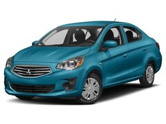 2018 Mitsubishi Mirage G4 ES Car