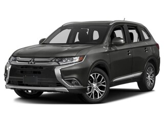 2018 Mitsubishi Outlander ES AWC 2.4L Sport Utility