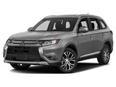 2018 Mitsubishi Outlander SE AWC SUV