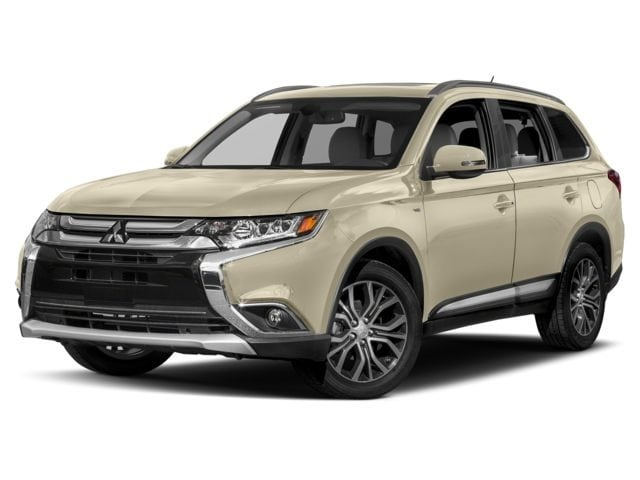 2018 Mitsubishi Outlander DEMO CLEARANCE | V6| LEATHER | 7 SEATS | BLIS| SUV