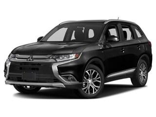 2018 Mitsubishi Outlander SE SUV