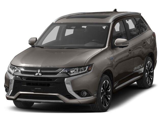 2018 Mitsubishi Outlander PHEV GT VUS
