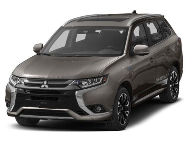 2018 Mitsubishi Outlander PHEV GT SUV