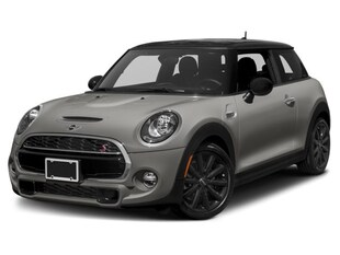 2018 MINI 3 Door Cooper S Cooper S FWD