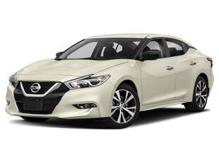 2018 Nissan Maxima SV SV Maxima Demo Clearance!! Sedan