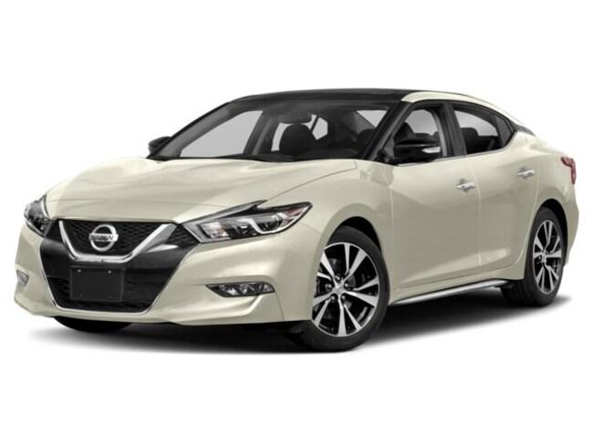2018 Nissan Maxima SL Sedan