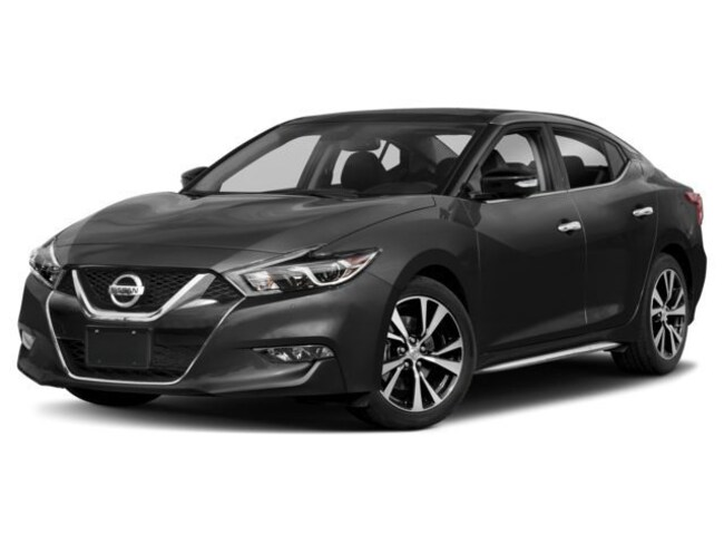2018 Nissan Maxima Platinum Sedan