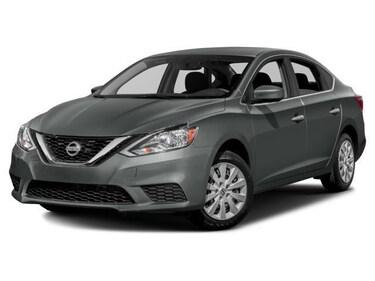 2018 Nissan Sentra 1.8 S Sedan