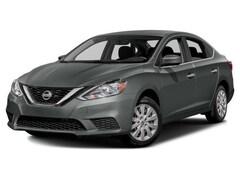 2018 Nissan Sentra S/SV/SR/SL SEDAN .