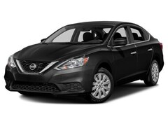 2018 Nissan Sentra S Clearance! Remote Keyless Entry Sedan