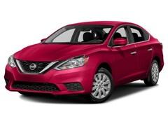 2018 Nissan Sentra 1.8 SV Sedan
