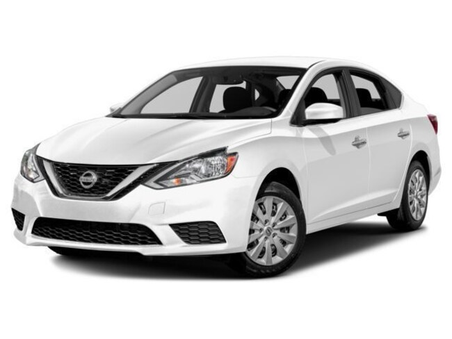 2018 Nissan Sentra SV Midnight Edition Car