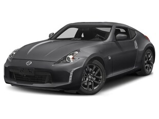 2018 Nissan 370Z Manual Coupe