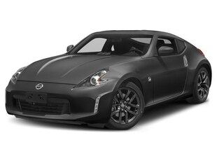 2018 Nissan 370Z Coupe Touring Sport NAV, Bose Stereo Coupe