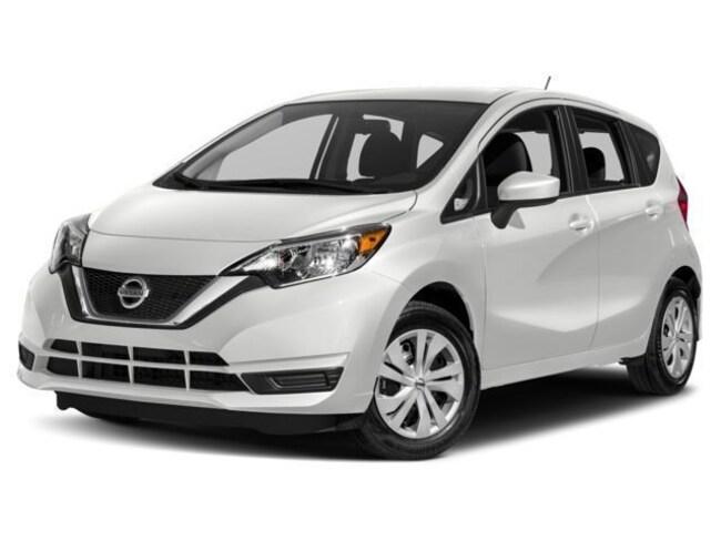 2018 Nissan Versa NO S/Splus/SV/SR/SL