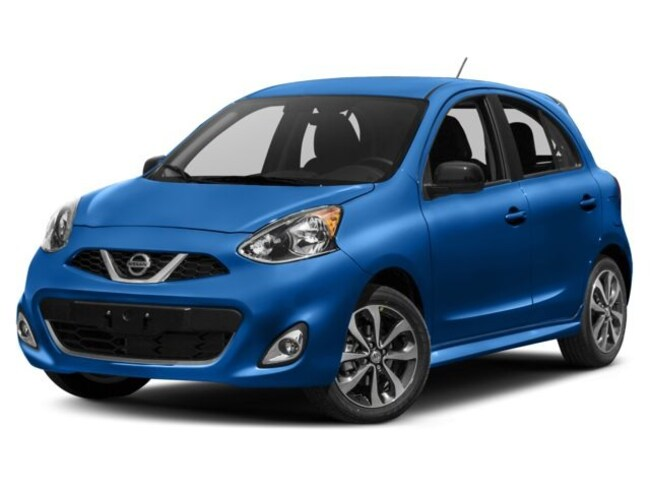 2018 Nissan Micra 1.6 SV Style Package