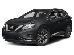 2018 Nissan Murano SV comes with Winter Tires Sport Utility