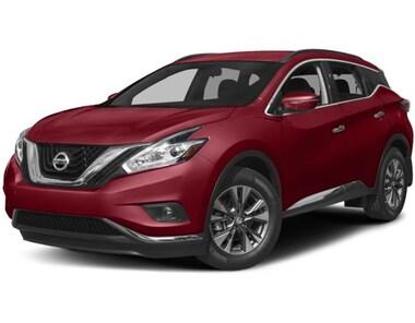 2018 Nissan Murano SUV
