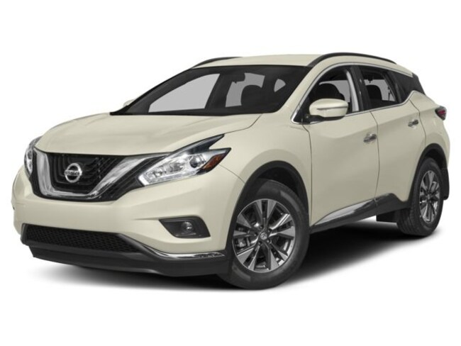 2018 Nissan Murano leather sunroof Nav 4 dr