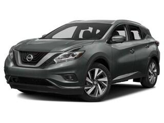 2018 Nissan Murano SL Sport Utility