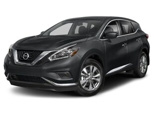 2018 Nissan Murano Midnight Edition Sedan