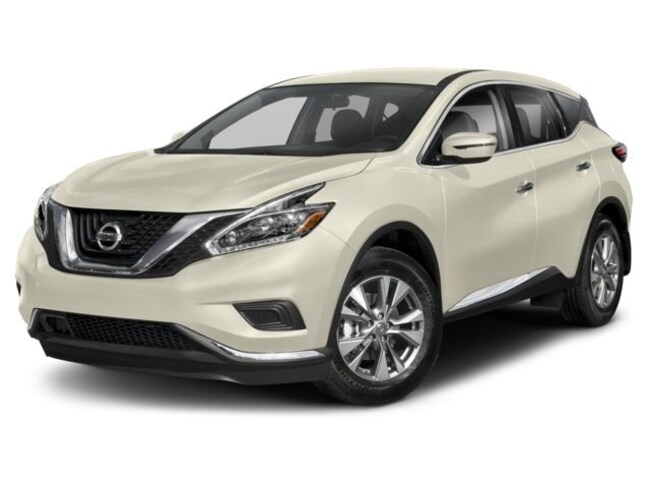 2018 Nissan Murano Midnight Edition AWD CVT Wagon