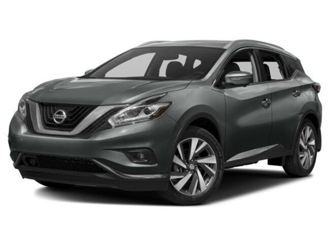2018 Nissan Murano Platinum Sport Utility