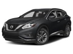 2018 Nissan Murano S FWD CVT SUV