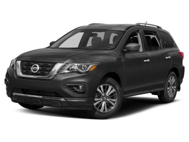 2018 Nissan Pathfinder SV Tech SUV