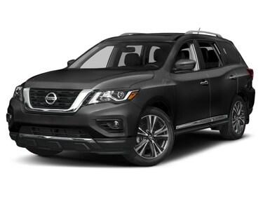 2018 Nissan Pathfinder Platinum SUV