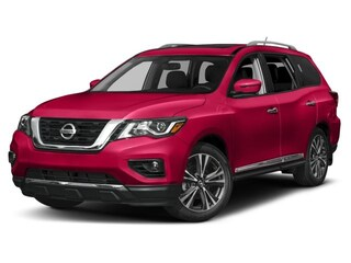 2018 Nissan Pathfinder Platinum 4x4 Platinum