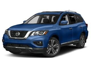 2018 Nissan Pathfinder Platinum Sport Utility